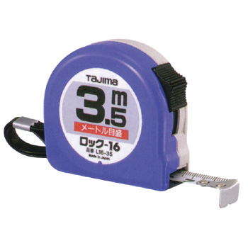 Measuring Tapes Lock-16, Paper Package