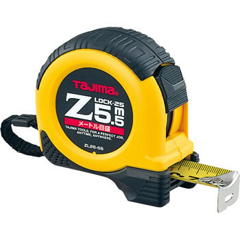 "Tape Measure, with Blister Pack, ""Z Lock 25"""