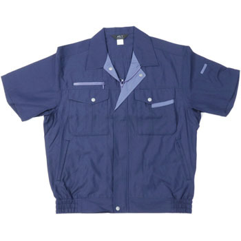 Bodyfine unisexed short-sleeved jacket (for the the spring and summer )