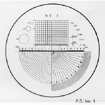 No.1 Scale for No1983, Magnifier