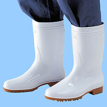 Oil Resistant Clean Long Boots
