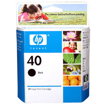 Ink Cartridge HP40