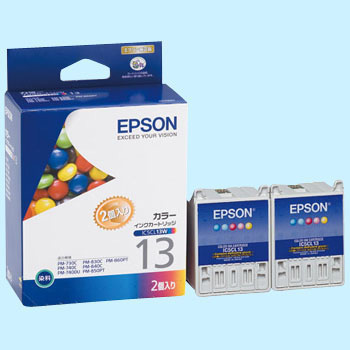 Ink Cartridge EPSON IC13, Genuine