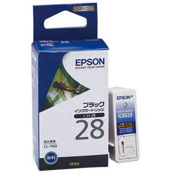 Ink Cartridge EPSON IC28, Genuine