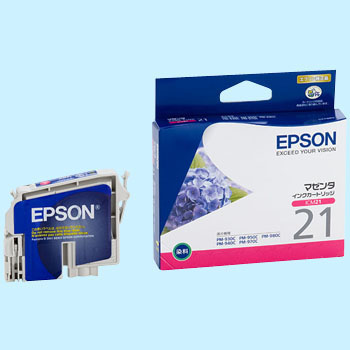 Ink Cartridge EPSON IC21, Genuine