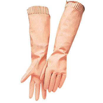 Rubber Gloves, Thick and Long
