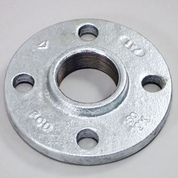 Ductile Threaded Flange