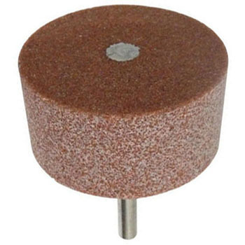 Vitrified with general shaft grinding wheel (variant)
