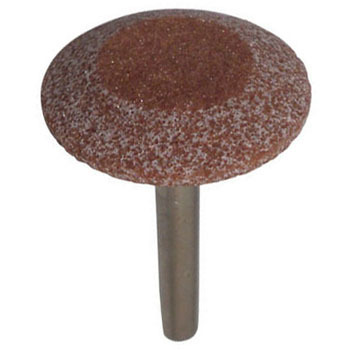 Vitrified Iwith general shaft grinding wheel (variant)