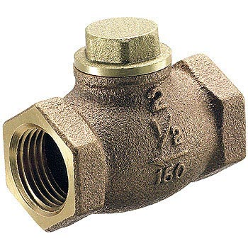 150-Lift Check Bronze Valves, Threaded, , F-Series,