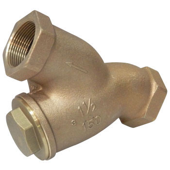 Bronze-Y-Shaped 10 K, Y Series, Strainers