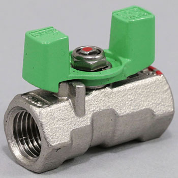 600 Type Stainless Steel Ball Valve Utkmw Series