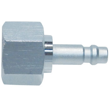 Minicock plug PF type (for blow pipe installation)