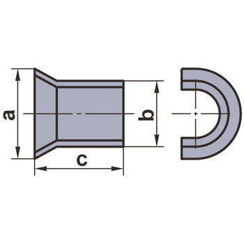 Sheet retaining pin