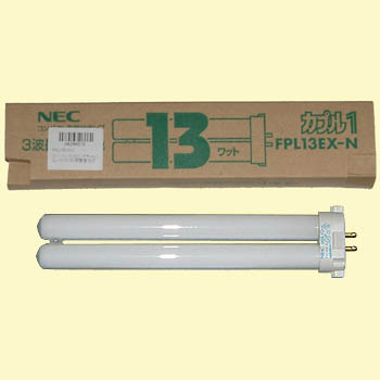 Fluorescent Light Tube, Capul 1