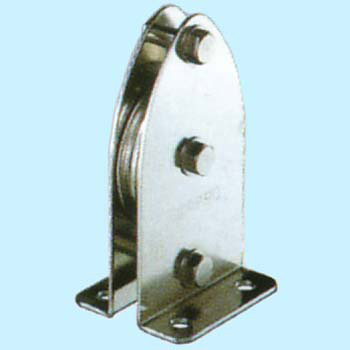 Vertical Pulley Block