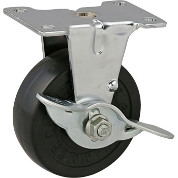Rigid Caster, Stopper