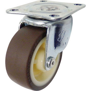 420G Swivel Caster, Nylon Wheel Urethane Rolling Wheel,