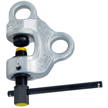 Screw-Type Clamp, Omni-Directional Lifting