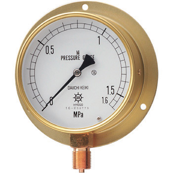 Manometer For Steam