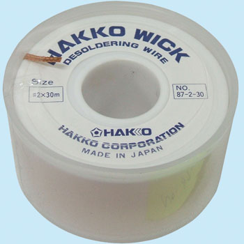 Solder Absorption Line Wick