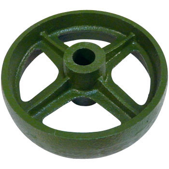 Ductile Wheel Fa Iron