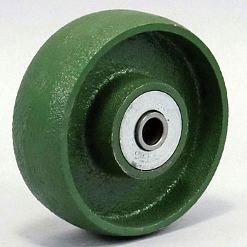 Casting Caster Tag Tile Wheel FB Iron B