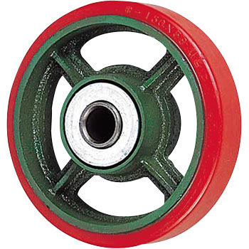 Tag Tile Wheel Urethane Wheel And Bearing Case