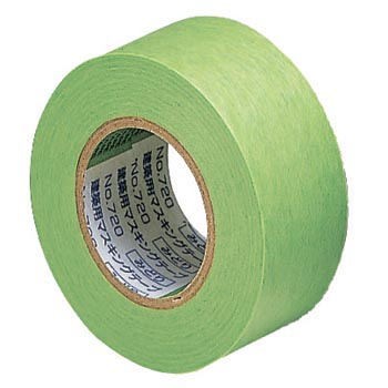 Masking Tape For Painting  No.720 Green
