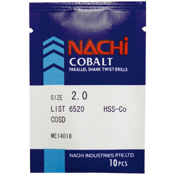 COBALT STRAIGHT DRILL Ⅰ TYPE