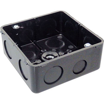 Medium-Sized Square Outlet Box