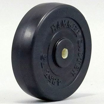 Wheel, Rubber One Wheel425 E-R