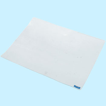 Transparent Desk Pad, Sky Melt, Single