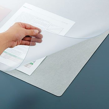 Recycled PET Olefin Desk Mat