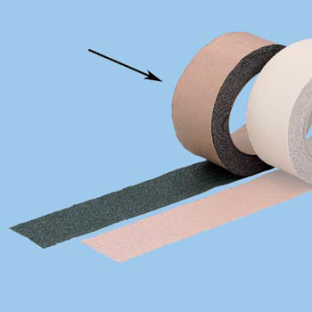 "Slip-Resistant Tape N-002 for Outdoor, ""Nonslip"""
