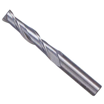 Super Hard Long End Mill 2 Flute