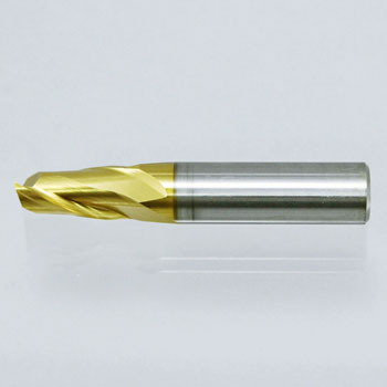 G Super Hard End Mill, 2 Flute
