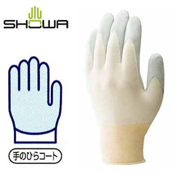 Antistatic Urethane Palm Gloves