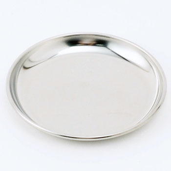 Round Plate -Shallow Type