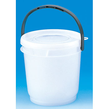 Round Bucket, Handle , Lid