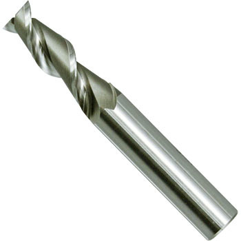 End mill for aluminum