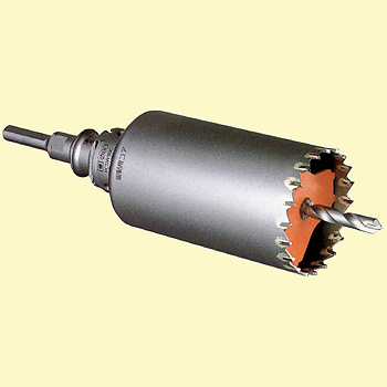 The core-drill S core (set) SDS plus shank for vibration