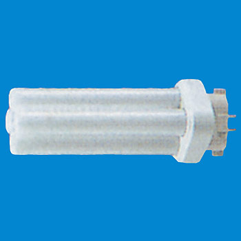 Fluorescent Light Tube, Twin 2