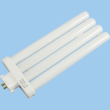 Fluorescent Light Tube, Twin 2 Parallel