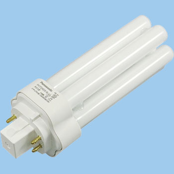 Fluorescent Light Tube, Twin 3