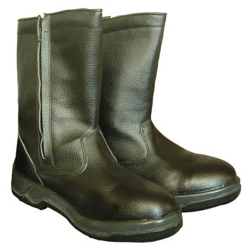 Safety Half Boot