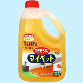 "Floor Detergent, ""My Pet"""