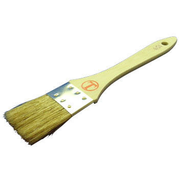 Hog Bristle Brush