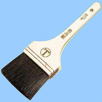 "Zinc Roof Brush, ""HOKUTOSEI"""