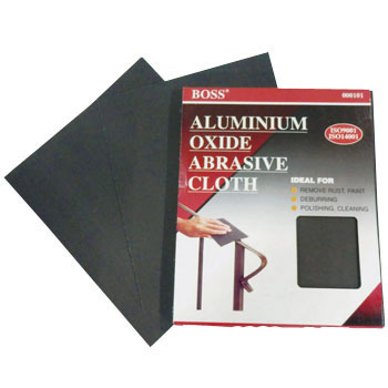 Polishing cloth sheet